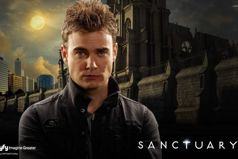 Will Zimmerman - Sanctuary wallpaper 1920x1200 jpg