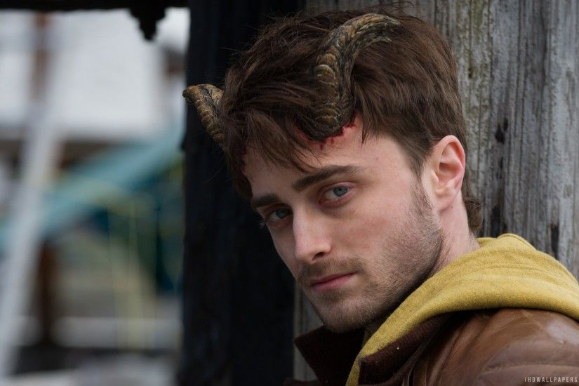 Evan's Movie Review: 'Horns' Starring Daniel Radcliffe