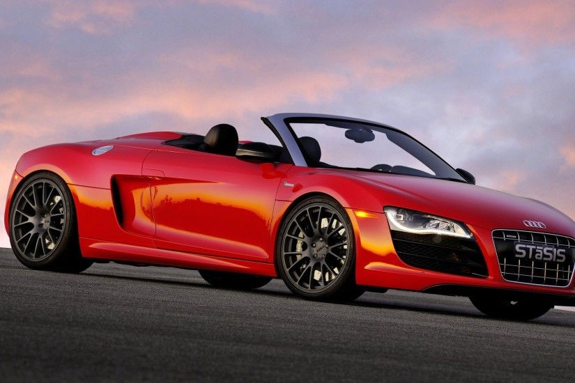 Audi Sport Car Wallpapers 1920×1080
