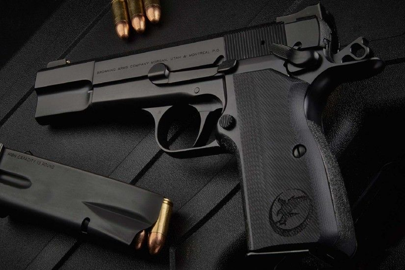 ... browning hi power wallpapers images photos pictures backgrounds ...