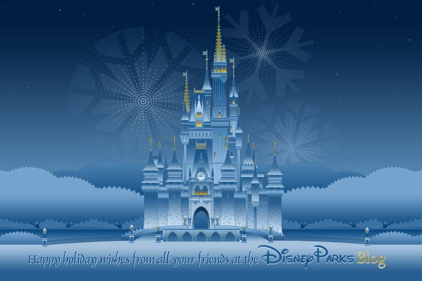 Disney Parks Blog Holiday Wallpaper ...