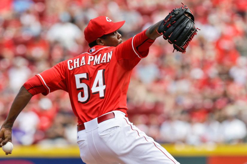 Cincinnati Reds closer Aroldis Chapman allegedly fired eight gunshots in  the garage of his Miami-area home following an October argument with his  girlfriend ...