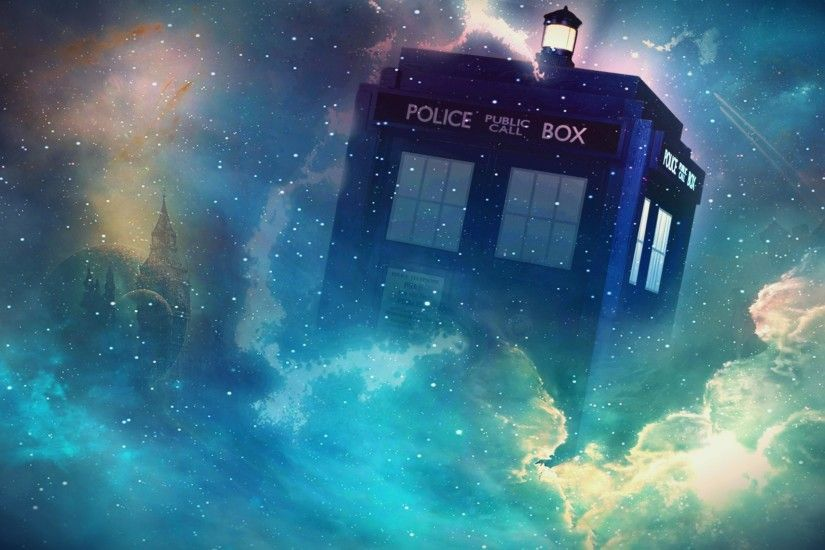 ... TARDIS Desktop Backgrounds - Wallpaper Cave ...
