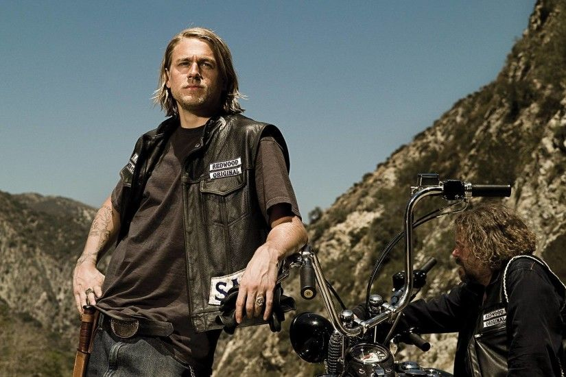 Jax Teller - Sons of Anarchy wallpaper
