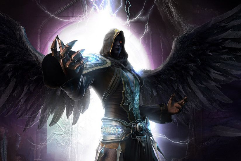 Dark Angel | Dark angel wallpaper - Fantasy wallpapers - #17698