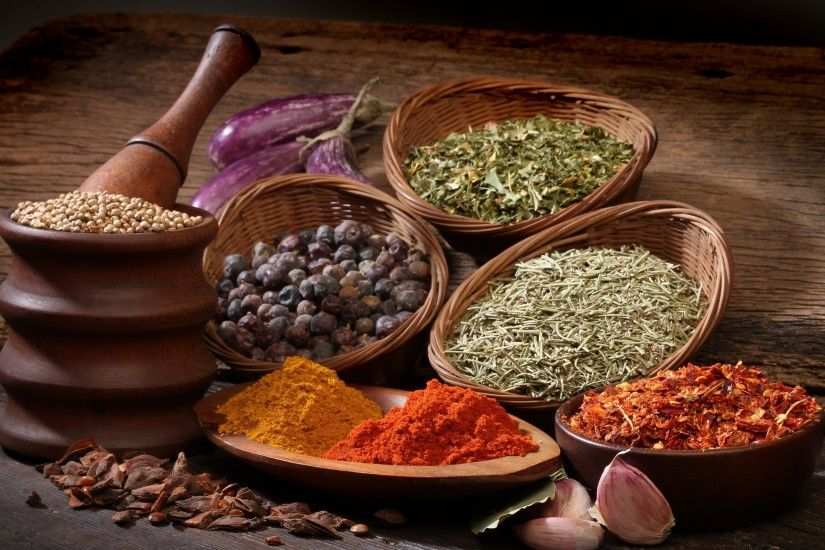 ... and spices HD Wallpaper 2560x1600