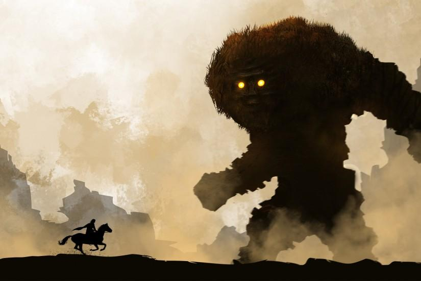 new shadow of the colossus wallpaper 3840x2160 hd