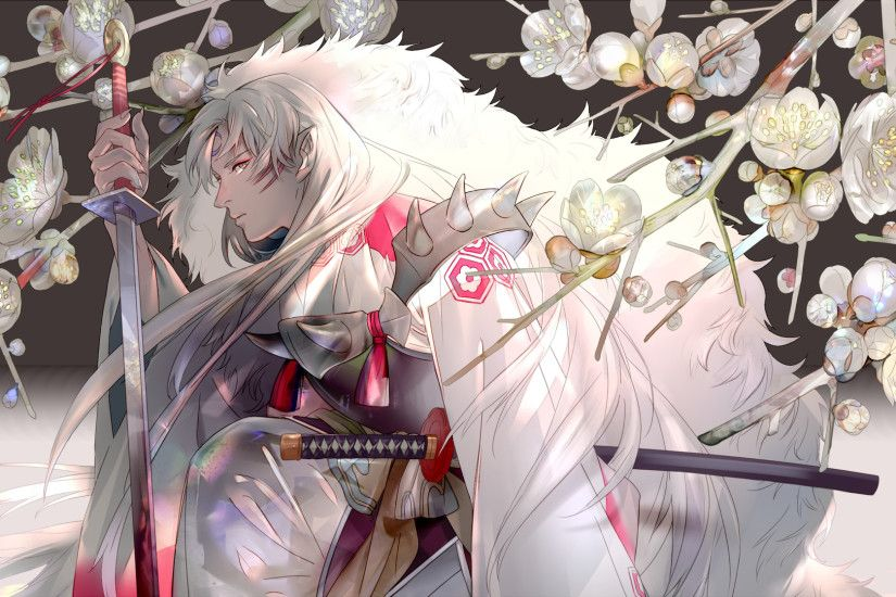 HD Wallpaper | Background ID:801276. 2000x1118 Anime InuYasha