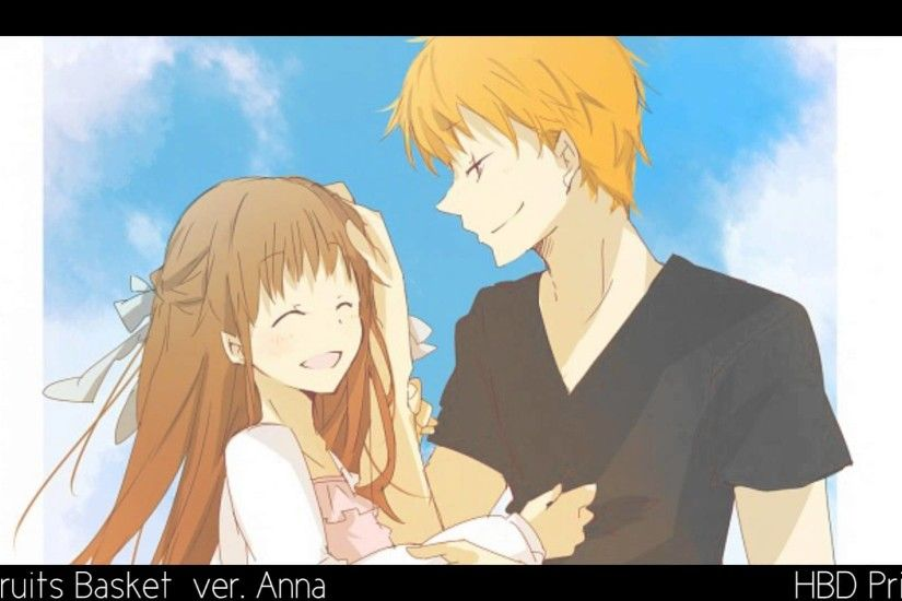 「For Fruits Basket」【Anna】