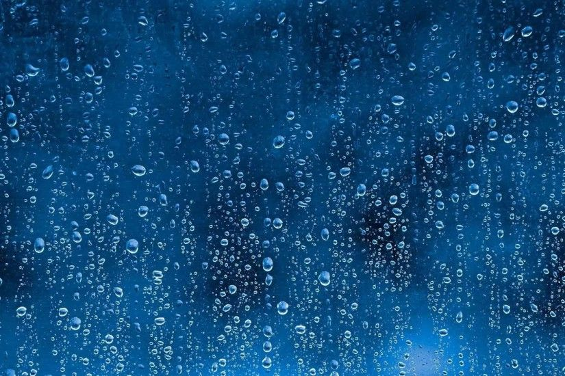 Drops Storms Rain Window Bokeh Reflection Abstract Glass Nature Wallpaper  HD Windows 7