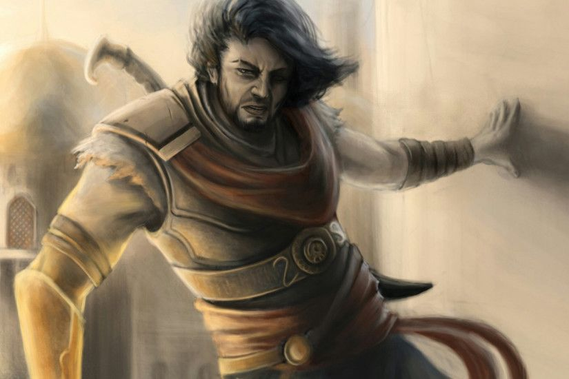 Preview wallpaper prince of persia, art, warrior 1920x1080