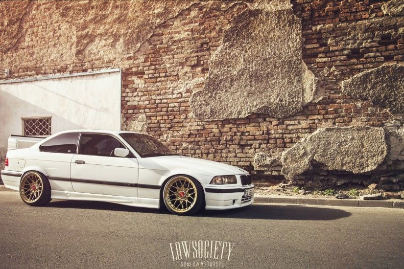 BMW - Bmw e36 coupe M3 wallpaper - Wallpapers