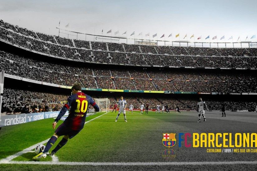 Forza27 » Barcelona Wallpapers 2013
