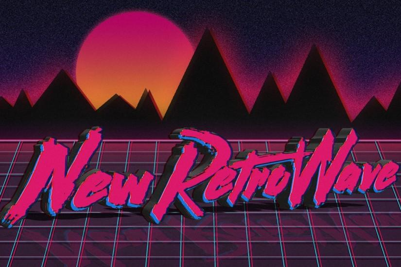 synthwave wallpaper 1920x1200 for phone