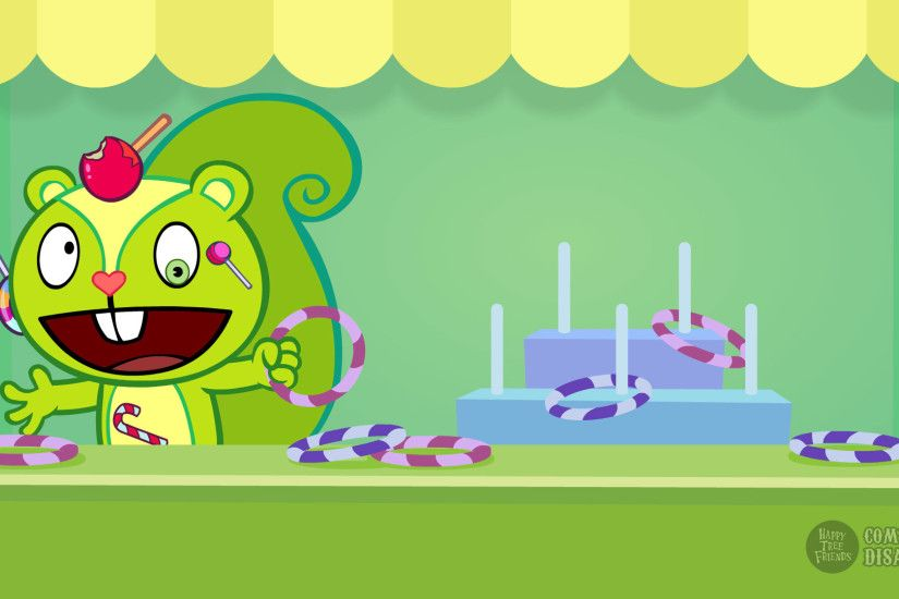 Happy Tree Friends: MORE Complete Disaster Wallpapers