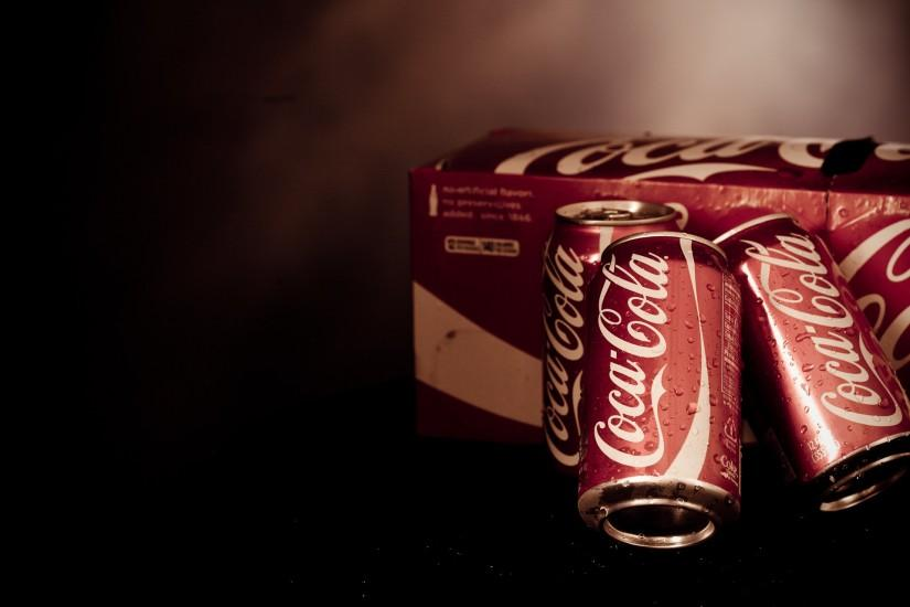 Coca Cola Can Wallpapers