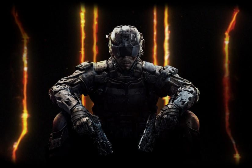 Preview wallpaper call of duty, black ops 3, activision publishing 3840x2160