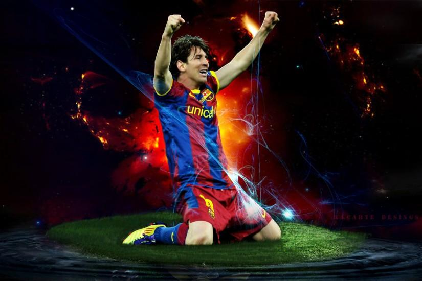 gorgerous messi wallpaper 1920x1200