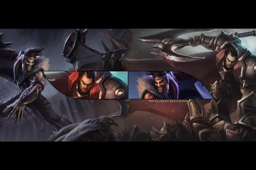 Darius League Of Legends Wallpaper ...