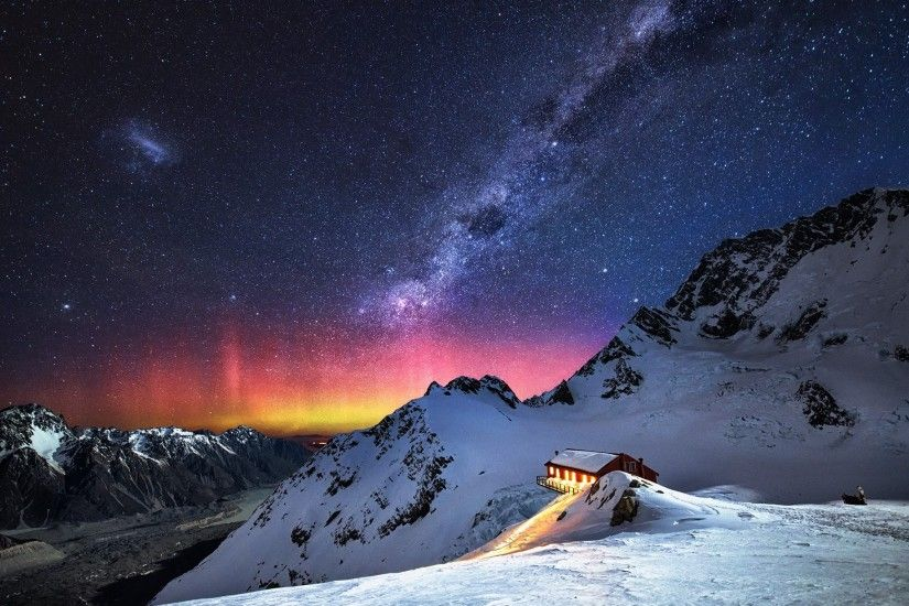 Amazing Milky Way Wallpapers: The Milky Way Wallpaper ·①