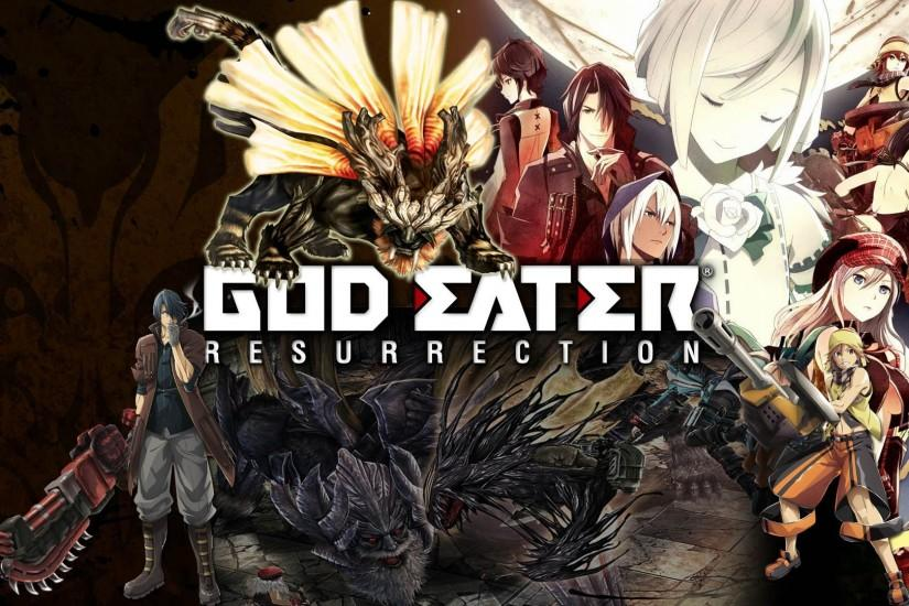 ... god eater wallpaper images (24) - HD Wallpapers Buzz ...