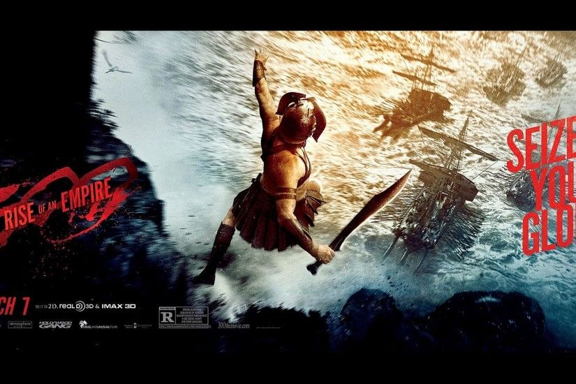 300 rise of an empire poster 2014 movie hd wallpaper 1920x1080