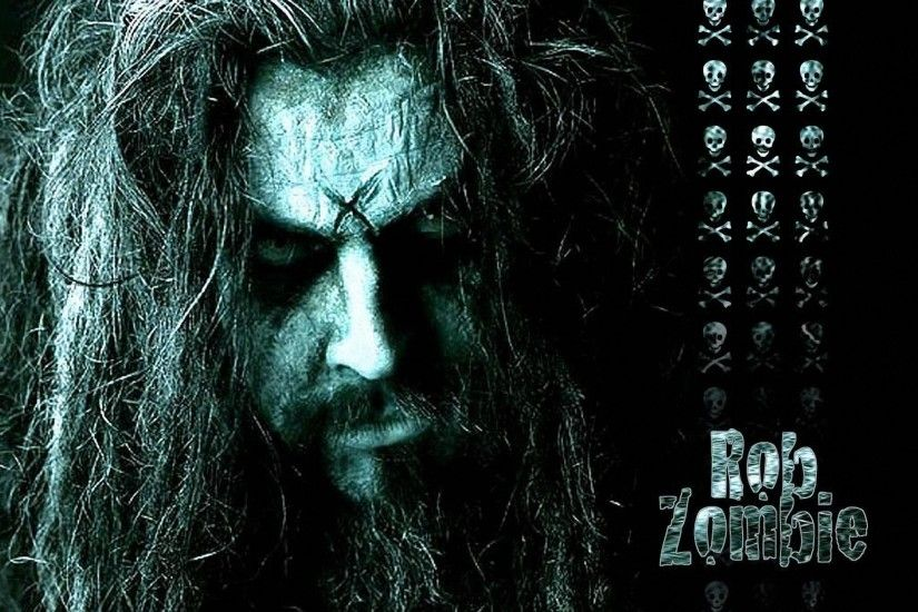 8 Rob Zombie HD Wallpapers | Backgrounds - Wallpaper Abyss