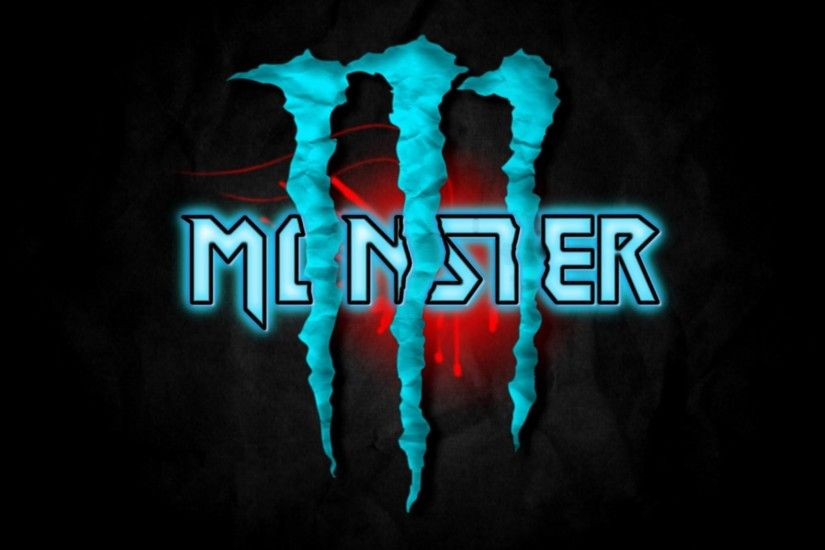 Monster Energy Logo 892306