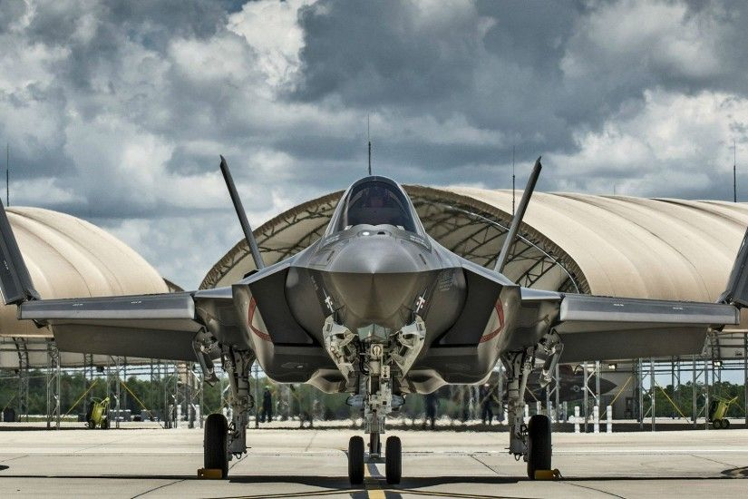 Preview F-35 Wallpapers by Pascale Baccas
