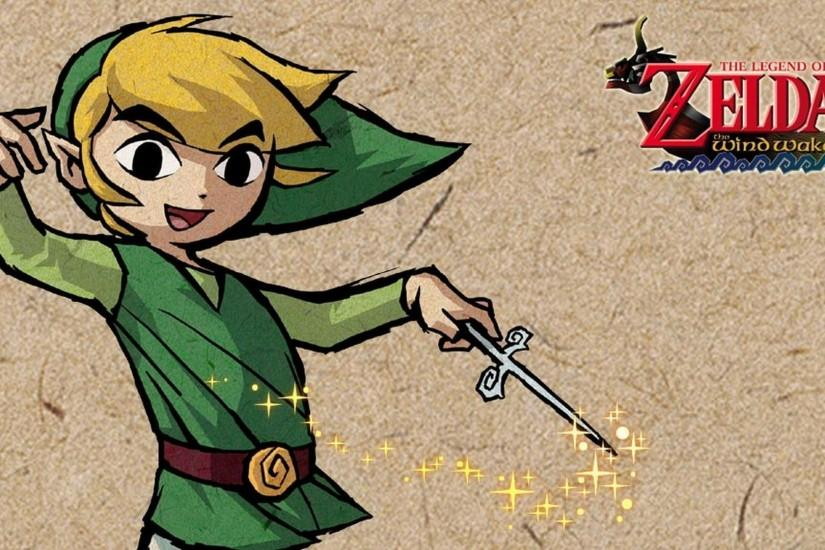 the legend of zelda the wind waker wallpapers 1080p high quality, 1920x1080  (425 kB