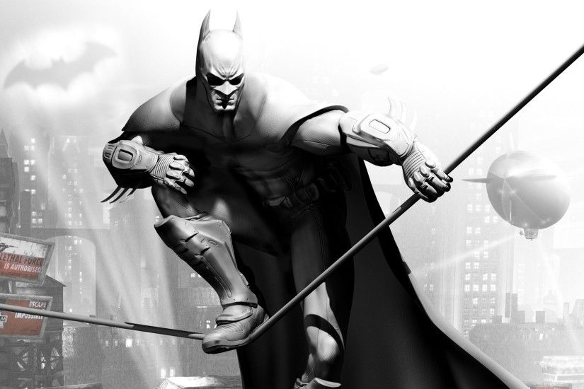 Batman: Arkham City [10] wallpaper 1920x1080 jpg