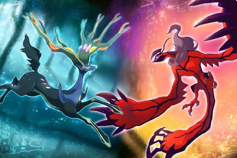 Pokemon x y wallpaper hd pokemon x y wallpaper voltagebd Gallery
