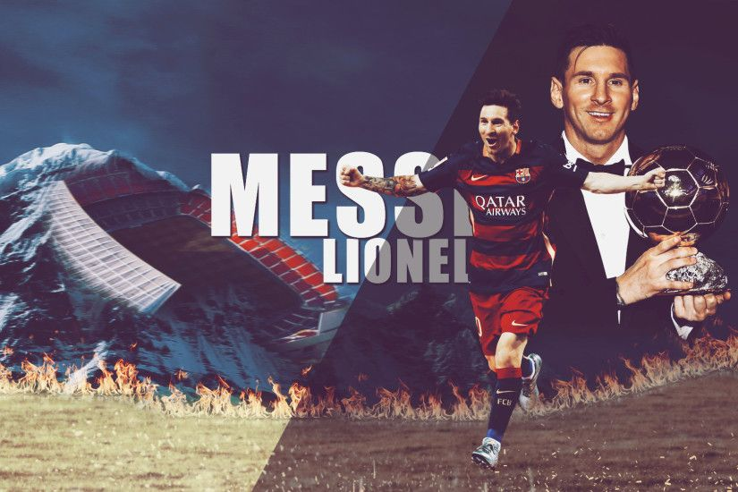lionel messi 2016 balon d or winner wallpaper