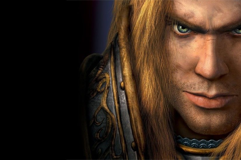 Video Game - Warcraft III: Reign of Chaos Arthas Menethil Paladin Wallpaper
