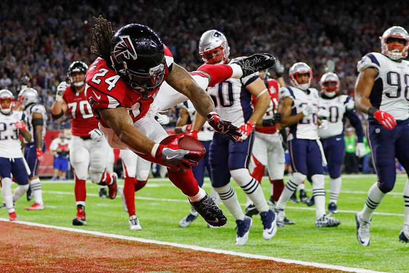 Super Bowl 51: Falcons stun Tom Brady, Patriots for 21-3 halftime lead |  NFL | Sporting News