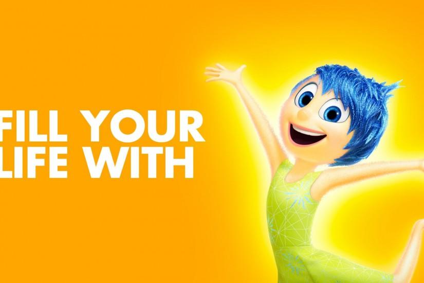Disney Movie Inside Out 2015 Desktop Backgrounds & iPhone 6 Wallpapers HD