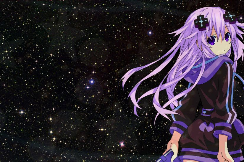 Hyperdimension Neptunia VII Neptune Wallpaper by Jessymoonn on .