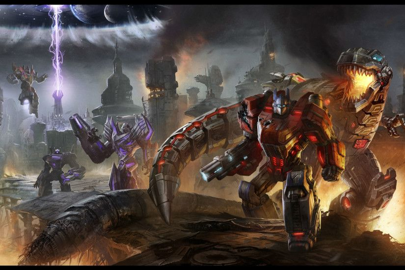 Transformers HD Wallpaper | Background Image | 2560x1600 | ID:237782 -  Wallpaper Abyss