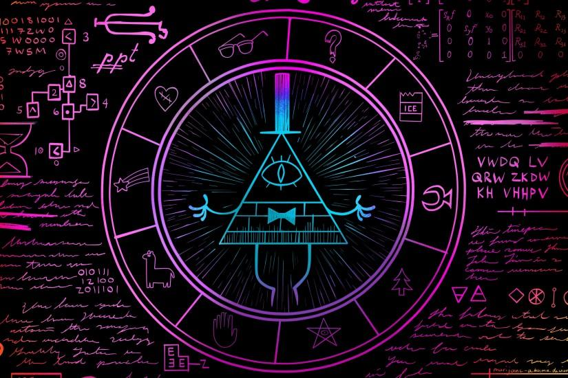 full size bill cipher wallpaper 3840x2160 for phone