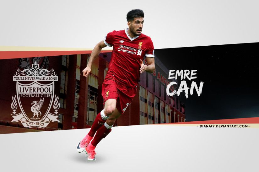 ... Emre Can 2017/18 Wallpaper Desktop by dianjay