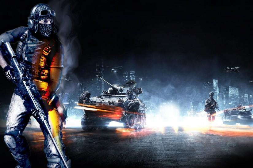 Battlefield 3 Android HD Wallpapers