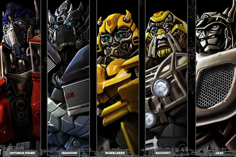Ironhide Jazz Autobot Wallpaper Transformers Movies (69 Wallpapers)