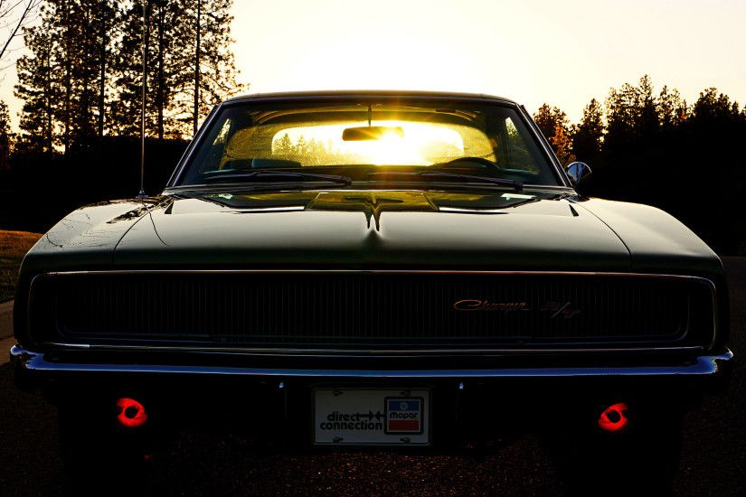 1968 Dodge Charger R-T muscle classic d wallpaper | 2048x1536 | 116912 |  WallpaperUP