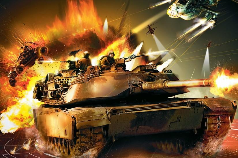 Amazing Tank Army Fire Wallpaper Desktop #8404 Wallpaper | Wallpaper .