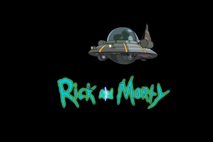 popular rick and morty wallpaper 1920x1080