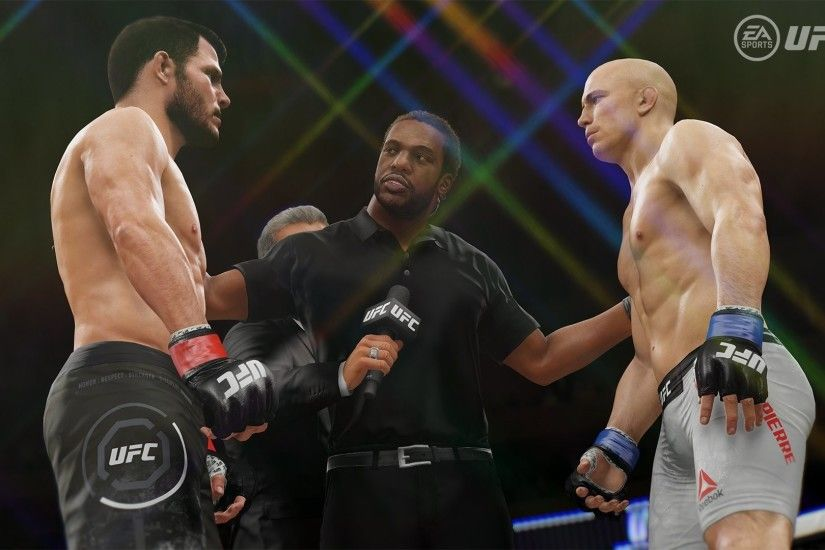 EA Sports UFC 3 HD Wallpaper ...