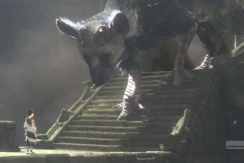 Video Game - The Last Guardian Wallpaper