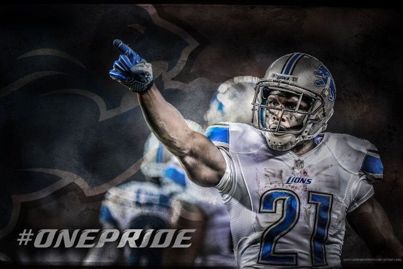 HD Detroit Lions Wallpaper - WallpaperSafari