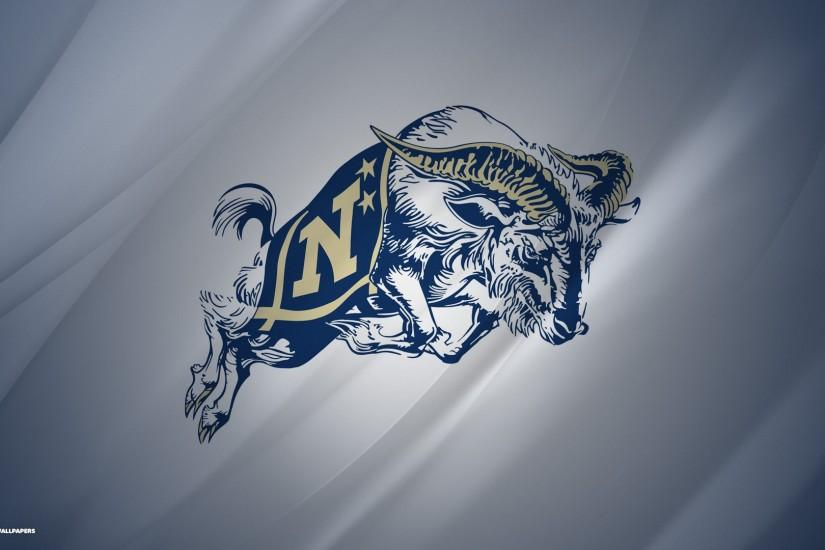 HD <b>wallpapers navy</b> midshipmen <b>football logo