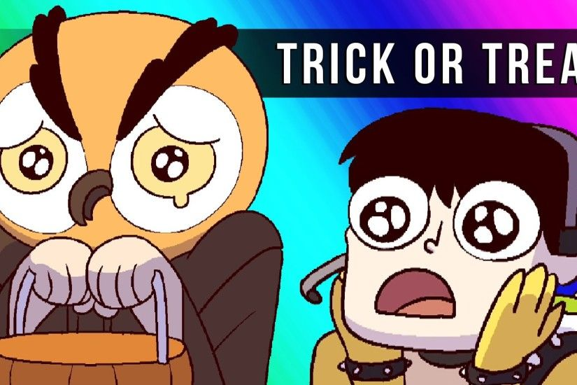 VanossGaming - Vanoss Gaming Animated- Trick or Treat! (From WaW Zombies)